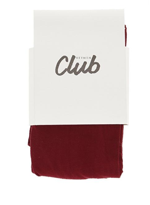 Beymen Club Külotlu Çorap Bordo